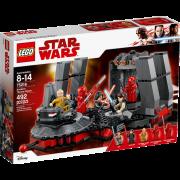 LEGO® Star Wars™ 75216 - Snokes Thronsaal
