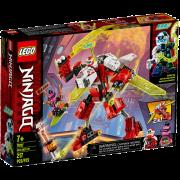 LEGO® NINJAGO® 71707 - Kais Mech Jet