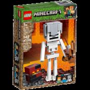LEGO® Minecraft 21150 - BigFig Skelett mit Magmawürfel