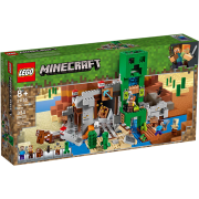 LEGO® Minecraft 21155 - Die Creeper™ Mine