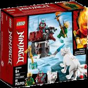 LEGO® NINJAGO® 70671 - Angriff des Eis-Samurai