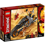 LEGO® NINJAGO® 70672 - Coles Offroad-Bike