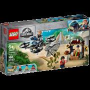 LEGO® Jurassic World 75934 - Dilophosaurus auf der Flucht