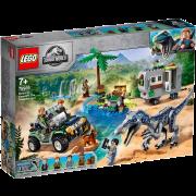 LEGO® Jurassic World 75935 - Baryonyx' Kräftemessen: die Schatzsuche