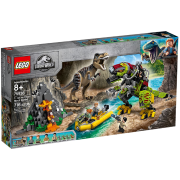 LEGO® Jurassic World 75938 - T. Rex vs. Dino-Mech