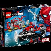 LEGO® Super Heroes 76113 - Spider-Man Motorradrettung