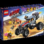 LEGO® Movie 2 70829 - Emmets und Lucys Flucht-Buggy!