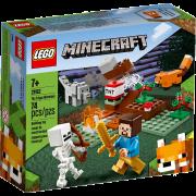 LEGO® Minecraft 21162 - Das Taiga-Abenteuer