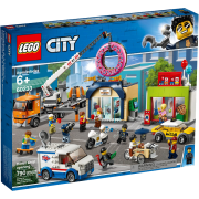 LEGO® City 60233 - Große Donut-Shop-Eröffnung