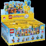 LEGO® Minifigures Simpsons Serie 2 71009 - 60x Minifigur in Box
