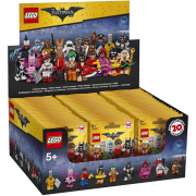 LEGO® Batman Movie Minifigures 71017 - 60x Minifigur in Box