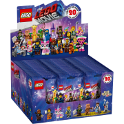 LEGO® Movie 2 Minifigures 71023 - 60x Minifigur in Box