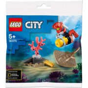 LEGO® City 30370 - Tiefseetaucher Polybag/Beutel