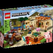 LEGO® Minecraft 21160 - Der Illager-Überfall