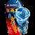 LEGO® NINJAGO® 70740 - Airjitzu Jay Flieger