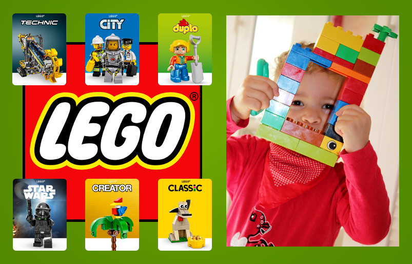LEGO Technic City Duplo StarWars Creator Classic