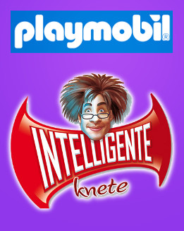 Playmobil Intelligente Knete
